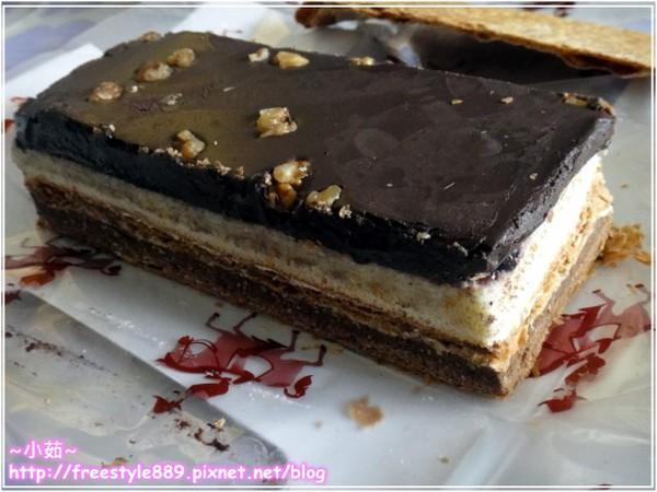 拿破崙先生,醇濃甘奈許,千層蛋糕,下午茶甜點,網購美食
