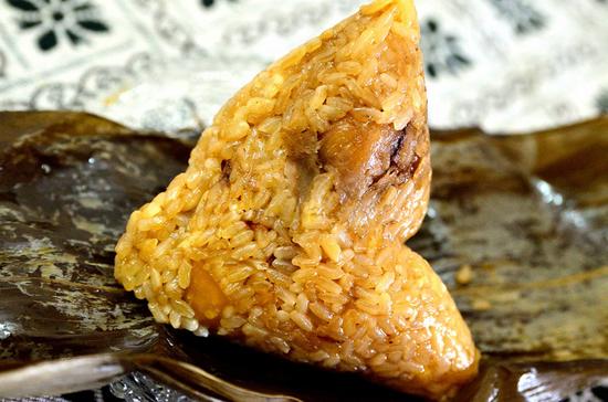 部落客,竹南懷舊肉粽,養身栗子粽,鮮嫩竹筍粽,懷古香草豬肉肉粽