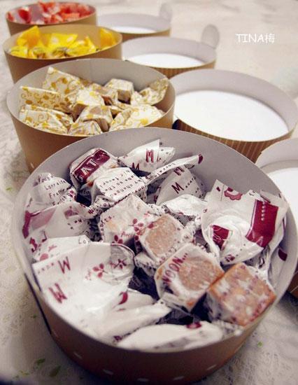 部落客,布列塔尼鹹牛奶糖,法式杏仁果牛奶糖,蘭姆鳳梨牛奶糖,蘭姆琥珀核桃,布列塔尼酥餅