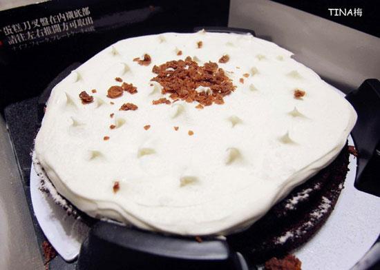 部落客,D2惡魔蛋糕,榴槤巧克力蛋糕,生黑巧克力,濃情馬卡龍