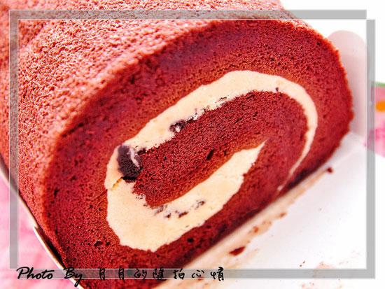 部落客,吉米貝爾烘焙坊,巧克力戚風蛋糕,香草布丁戚風蛋糕,巧克力瑞士捲