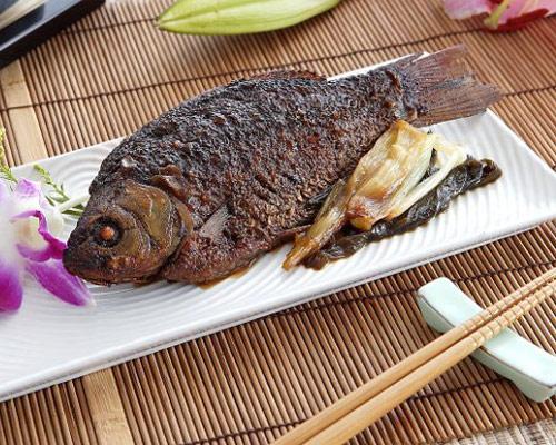 年菜,美食,網購,蘋果日報,鯽魚