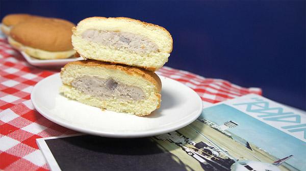 伴手禮, 芋泥堡堡, 芋泥奶凍, 百年老店,基隆名店