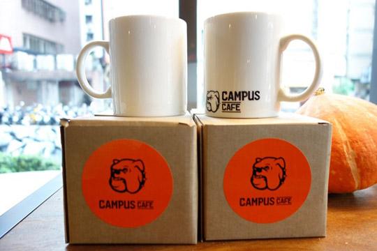 Campus cafe, 特色咖啡廳,部落客推薦,風格咖啡廳,美式鬆餅