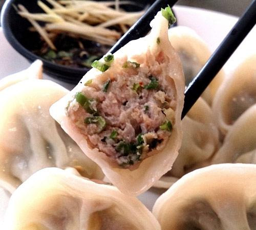 嘉味食品工坊宜蘭三星蔥鮮肉水餃(50顆裝)