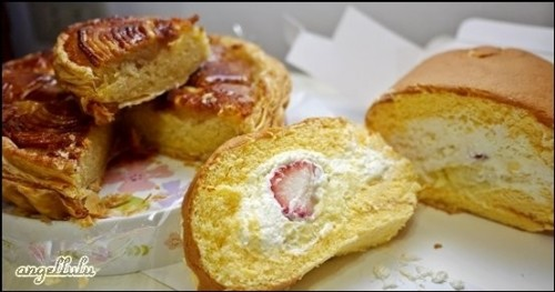 蘋果派,草莓,甜點,團購美食