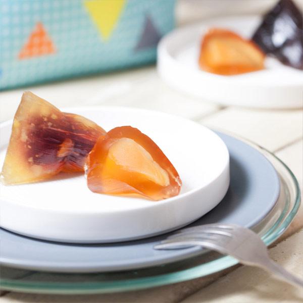 ▲可愛造型的星冰粽,在端午節也能有另類的選擇。(圖/星巴克提供)