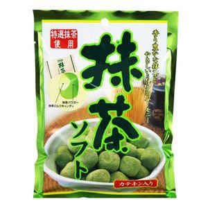 ▲【Amehama】抹茶牛奶軟糖。(圖/擷取自樂天官網)