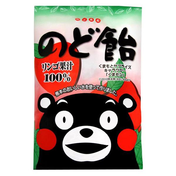 ▲Ohkura 熊萌蘋果汁喉糖