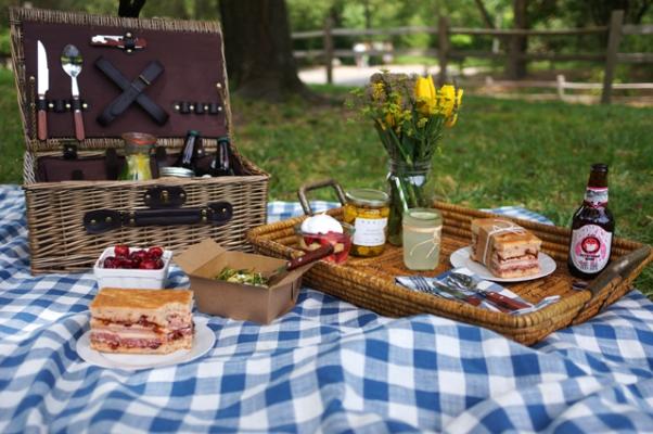 野餐野餐去