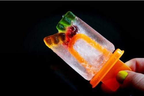 小熊軟糖冰