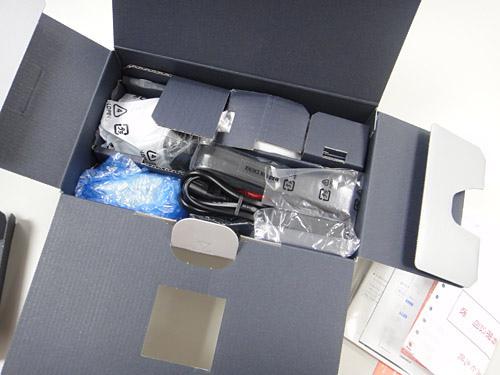 Panasonic GF2 開箱!
