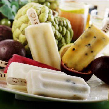 聽說春一枝的冰棒都是新鮮原味所以清涼解渴,好想吃吃看啊~