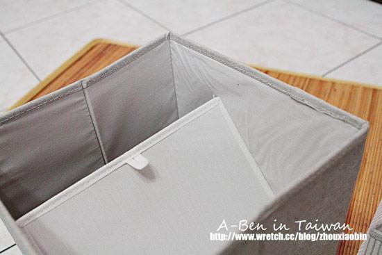 小拉環設計讓收納椅本身的收納也變得很容易