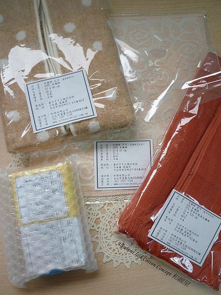 和綿屋的商品都是以有機棉為原料生產設計。