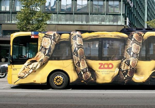 創意廣告,創意行銷,創意車體廣告,創意宣傳,戶外廣告,