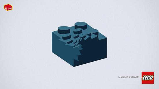 樂高,LEGO,lego brick,蒙特利爾Brad公司,紀念55週年