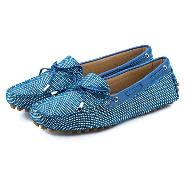 【Michelle Park】率性休閒樂活系列 真皮豆豆鞋