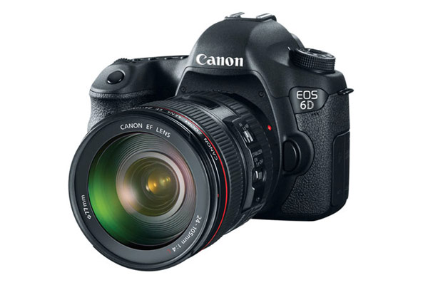 ▲EOS 6D為Canon全片幅單眼相機中價格最易入手者,春季電腦展再降5000元,成功擠身熱賣品之一。(圖/擷取自Canon官網)