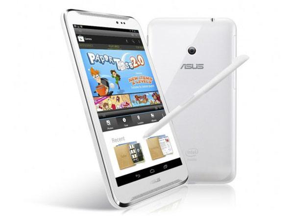 ▲ASUS Fonepad Note 6 16GB 兼具娛樂、通話及手寫功能的手機平板