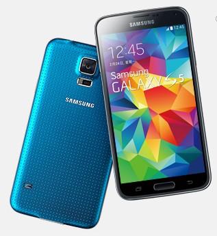 ▲預購賣場Samsung GALAXY S5 32G 四核心旗鑑機