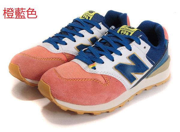 ▲New Balance 996系列運動跑步鞋時尚百搭休閒鞋英倫鞋WR996RP女鞋