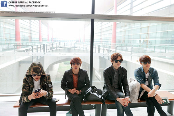 ▲「CNBLUE」有「韓國首席型男樂團」之稱。(圖/擷自CNBLUE臉書粉絲團)