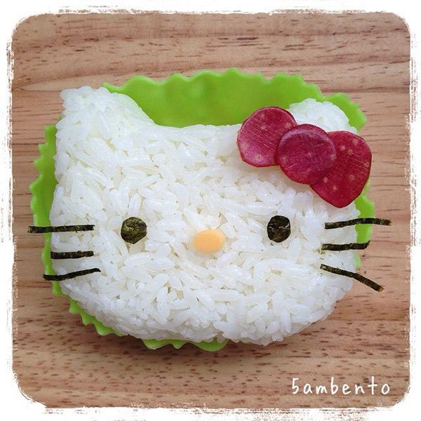 Hello Kitty握壽司