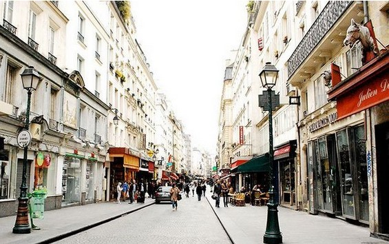 巴黎哪裡好玩