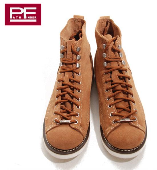 Path Finder休閒版Monkey Boots II工作靴