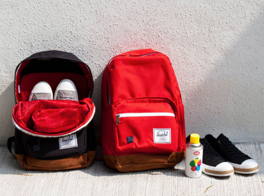Herschel,outdoor背包,休閒包,潮牌,後背包,CLOT