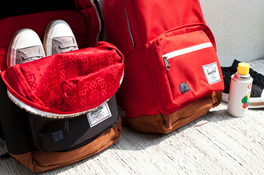 Herschel,outdoor背包,休閒包,CLOT,後背包