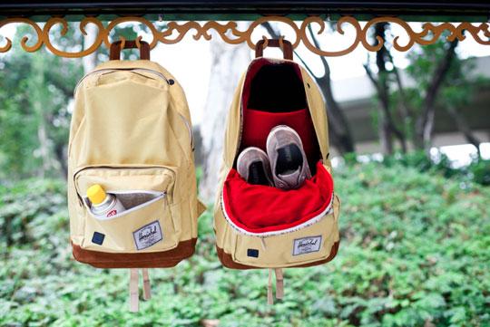 Herschel,outdoor背包,陳冠希,潮牌,後背包