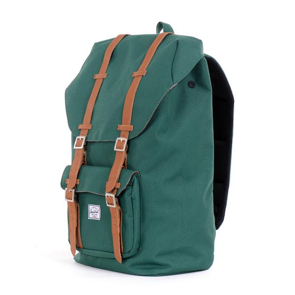 Herschel,outdoor背包,休閒包,潮牌,後背包,綠