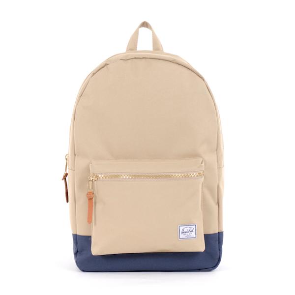 Herschel,outdoor背包,休閒包,潮牌,米色