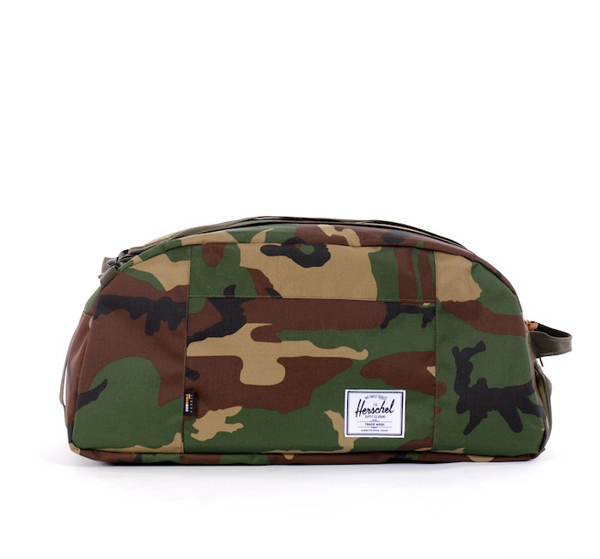Herschel,outdoor背包,休閒包,潮牌,迷彩手拿