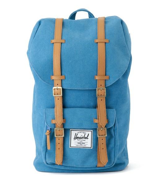 Herschel,outdoor背包,休閒包,潮牌,後背包,寶石藍