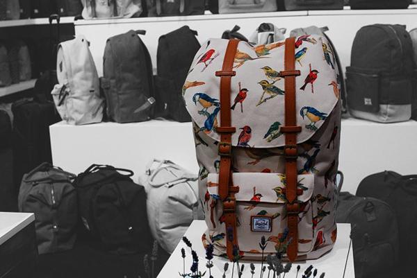 Herschel,outdoor背包,休閒包,潮牌,後背包,bird