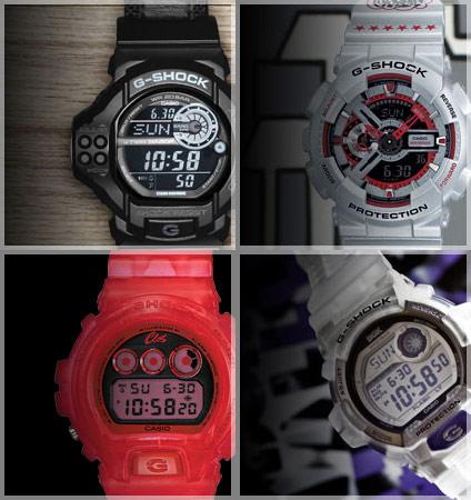Casio,G-Shock,手錶,限量,潮流品牌,設計