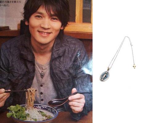 chrome hearts,beyond cool,銀飾,V6,amp japan