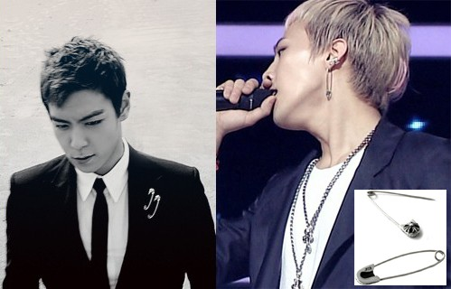 chrome hearts,克羅心,beyond cool,銀飾,BIGBANG