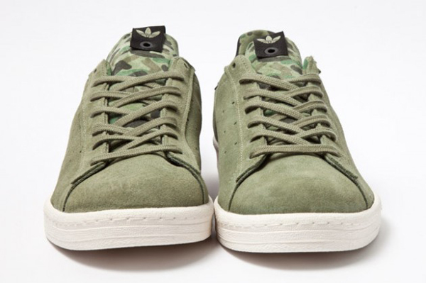 Bape x Undefeated x adidas Originals Consortium Campus 正面