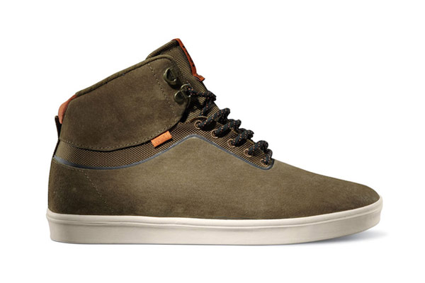 LXVI by Vans 2012 Fall/Winter Stat 墨綠