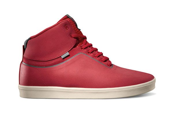LXVI by Vans 2012 Fall/Winter Stat 紅