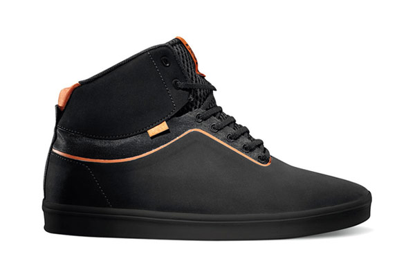 LXVI by Vans 2012 Fall/Winter Stat 黑橘
