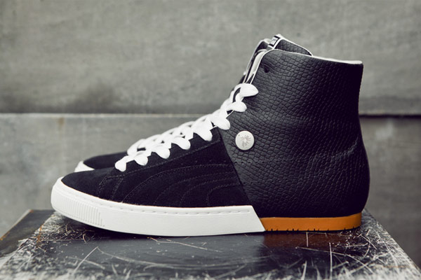 PUMA by MIHARAYASUHIRO 2012 Fall/Winter MY-57 Mid Snake 鞋身