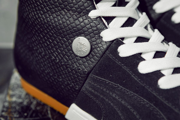 PUMA by MIHARAYASUHIRO 2012 Fall/Winter MY-57 Mid Snake 透氣孔