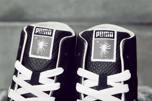 PUMA by MIHARAYASUHIRO 2012 Fall/Winter MY-57 Mid Snake 鞋舌