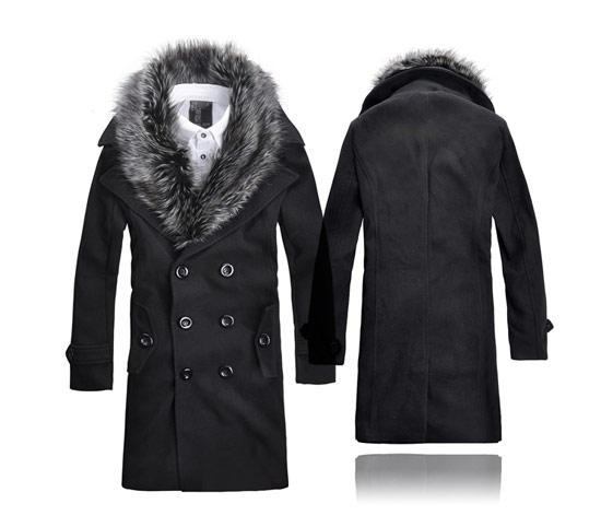 防風大衣,防寒外套,秋冬外套,雙排扣外套,皮毛