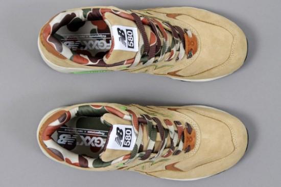 迷彩外套、Adidas Originals 2013 春夏系列、Vans 迷彩球鞋、New Balance運動鞋